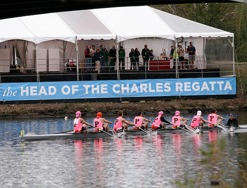 Can't Miss Events: Head of the Charles Regatta