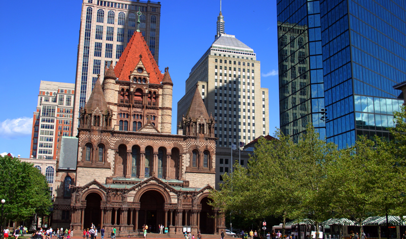 Places: the Aesthetic and Architecture of Copley Square