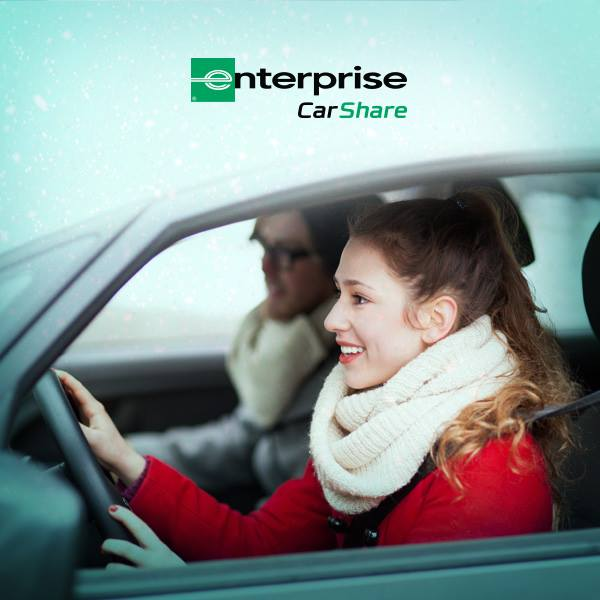 Get Around Town Using Kensington's Enterprise CarShare