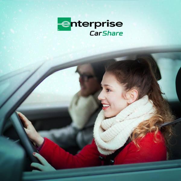Get Around Town Using Kensington's Enterprise CarShare