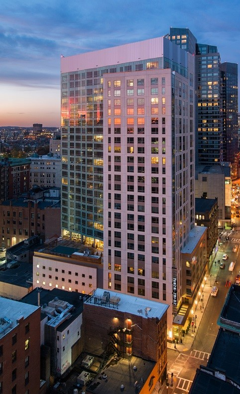 """The Kensington Leads Nation in Multifamily Executive's  2015 """"Online Reputation Assessment© Power Rankings"""""""