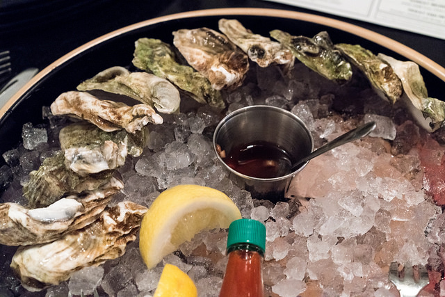 Fete a Special Occasion in a Truly Boston Way at The Oceanaire Seafood Room