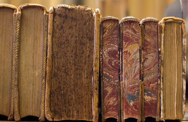 Browse Three Stories of Bookshelves at Brattle Book Shop