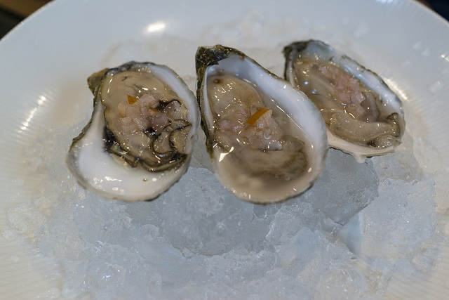 Check Out One of the Area's Newest Seafood Restaurants at The Hourly Oyster House