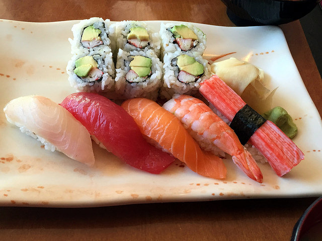 Craving Japanese? Take Your Pick of Sushi Burrito at New Sushi