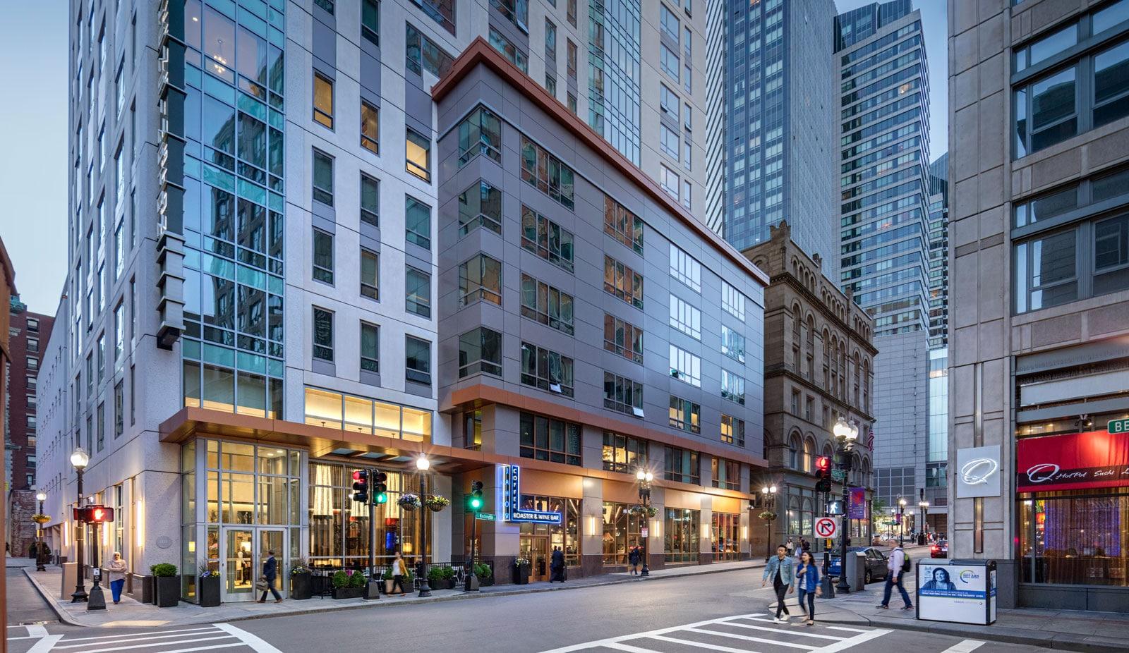 Boston Apartments for Rent | The Kensington| Boston Luxury