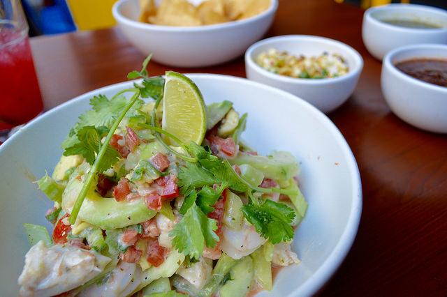 Puro ceviche bar: fresh seafood in every bite