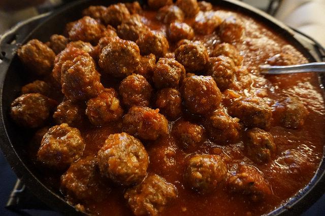 Chicken, Veggie, Even Turducken — Certified Meatball Has it All!