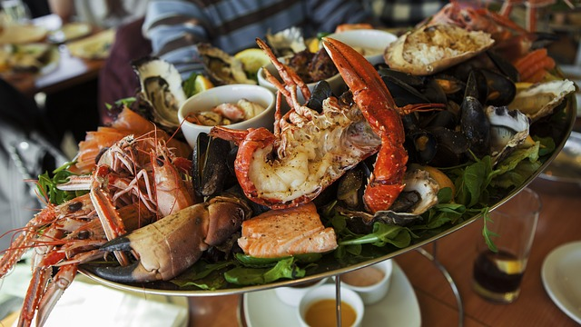 Get Your Hands Dirty When You Order Fresh Seafood at Shaking Crab