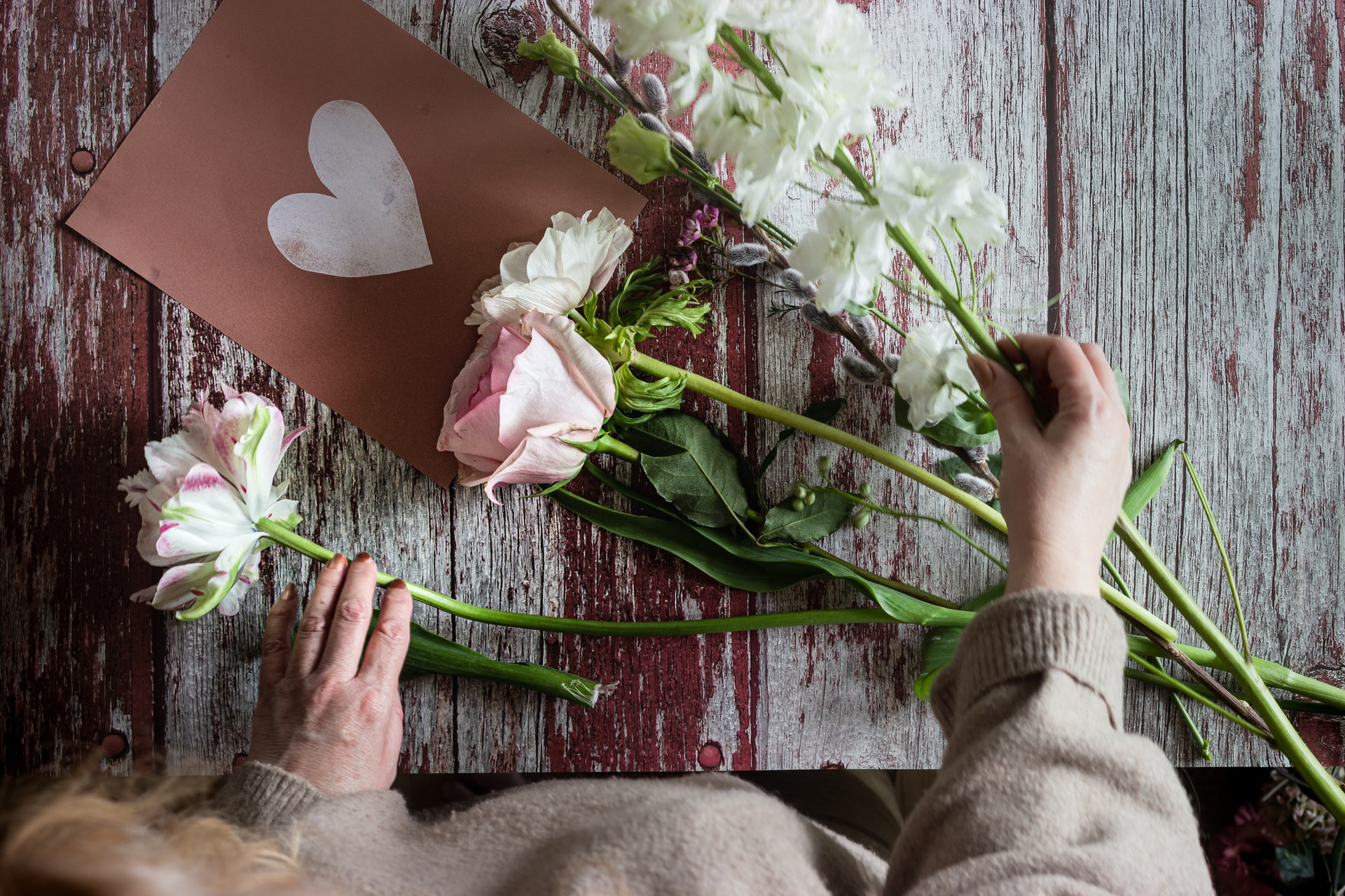 Surprise Your Valentine With a Bouquet From Table and Tulip