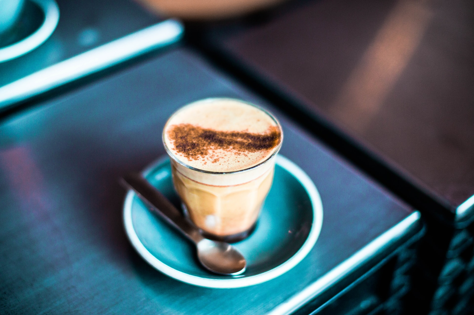 Now Open Near The Kensington: Phin Coffee House